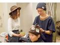 キープへアデザイン(keep hair design)夏のカラーの色持たせる技!!
