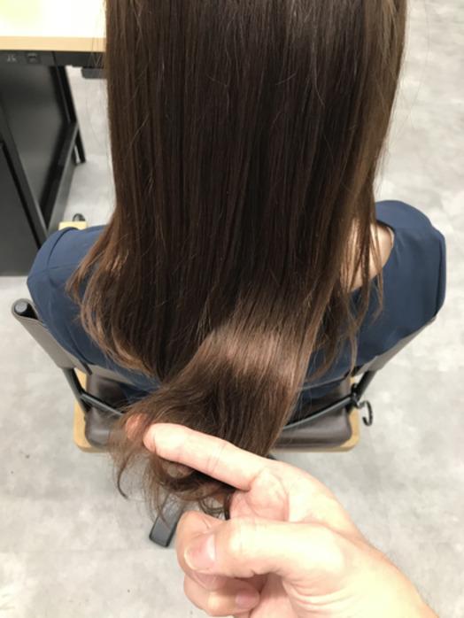 髪質サラサラ。フィラートリートメント_20200730_2