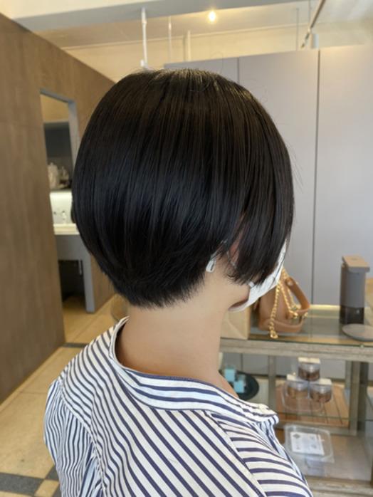 ショートヘアの髪質改善_20210929_3
