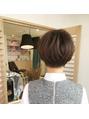 フラココトリコ(hurakoko trico)春支度に短めスタイルが可愛い♪