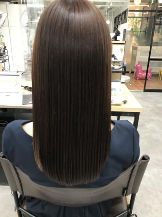 髪質サラサラ。フィラートリートメント_20200730_3