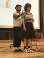 有名美容師さん IN 沖縄!