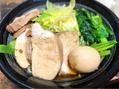 自家製☆鶏チャーシュー麺