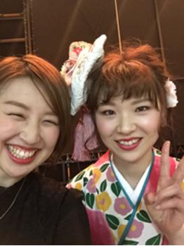 ヘアショー☆和装チーム_20170328_4