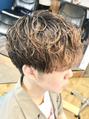 リビーチ ヘア リゾート 赤羽(Rebeach HAIR RESORT)【赤羽美容室】メンズパーマ