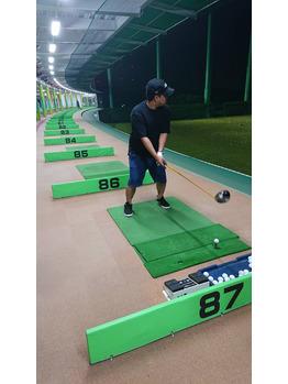 大西★ゴルフ練習中!_20190523_2