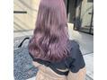 ハラジュク バイ アラン スミシー(HARAJUKU by Alan Smithee)イマドキ!purple colour!