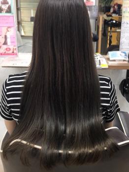 """素材感を活かして魅力を引き出す。""""美しい髪に""""_20210219_2"""