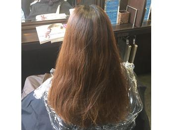 ★髪質改善通信164・Roaカラーで外国人風に!!!★_20160108_1
