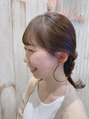 前髪カットお任せください~☆