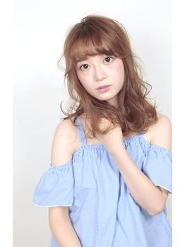 外国人風グレージュ☆ミディ_20210530_1