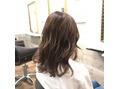 春らしいヘアスタイル