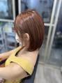 ディオ 麻布鳥居坂店(Dio)4stepトリートメントで艶髪へ