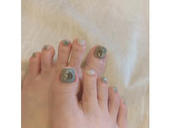 foot nail ♪_20190826_1