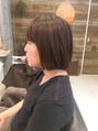 センスヘア(SENSE Hair)少しずつ変化をつける、、!