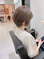 ☆藤本スタイル☆#似合わせ#FUJIショート