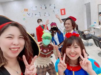 ハロウィンコスプレ!!川村Asami_20201029_1