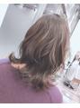 エミューヘアー デザイン ゆいの杜店(emu hair design)秋冬カラー☆