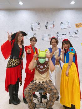 ハロウィンコスプレ!!川村Asami_20201029_2