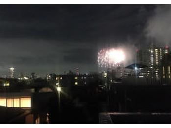 Avenzスタッフで花火を見てきました♪_20160822_1