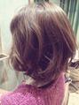 髪を切ってパーマをかけましょう!