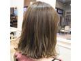 お客様hair! #ハイライト#アッシュベージュ