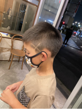 キッズカット☆_20210723_1