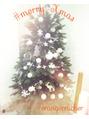 クリスマスツリー☆★☆久米川 美容室