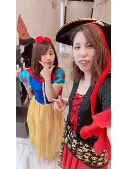 ハロウィンコスプレ!!川村Asami_20201029_4