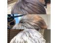 コンフィデンス メンズヘアー(confidence MEN'S HAIR)ブリーチカラー