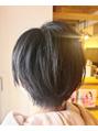 ハンサムショート 泉大津美容室bros.THE HAIR