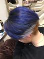 BLUE ^^ !