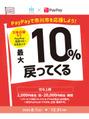 ギルドヘアーアンドスパ(GUILD HAIR&SPA)市川市限定PayPay10%キャッシュバックキャンペーン!