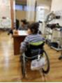 ヴィサージュメゾン(VISAGE maison)メゾンは車椅子でもご利用できます!!