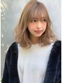 前髪☆ シースルーバング☆
