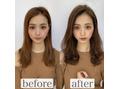 ビューティーコネクション ギンザ ヘアーサロン(Beauty Connection Ginza Hair salon)小顔になりたい方だけ見て下さい!自分史上最小顔に☆