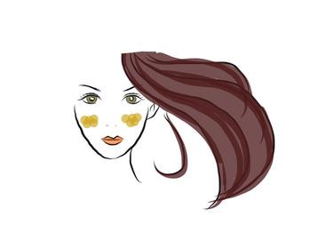 肌色と髪の色の関係 その4_20190404_1