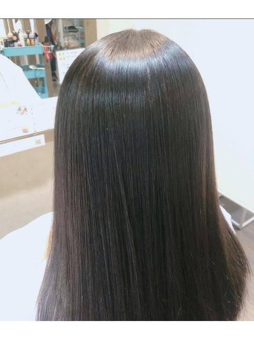 縮毛矯正で潤いのある髪へ_20210213_1