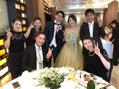 #ショコラ難波#結婚式2