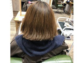 """髪質を整える""""髪質改善トリートメント""""の威力_20200318_1"""