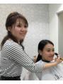 女性スタッフのみの美容室 東京 台東区 上野 御徒町