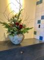 花香楽から新着クリスマスアレンジ