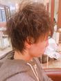 髪型がたがた25