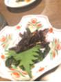 イナゴの佃煮