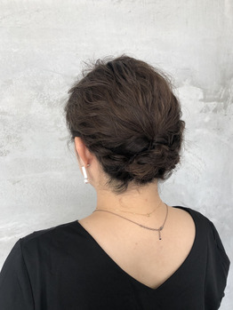 いろんなヘアセット!_20191113_1
