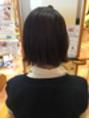 パツッとボブ☆morio守屋
