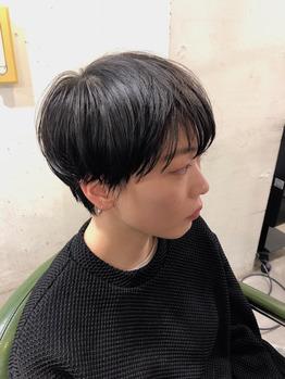 ハンサムショート/ショート/大人ショート_20190511_1