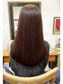 髪質改善ノンジアミンカラー