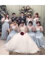 あべみほ*美容師の海外wedding*°