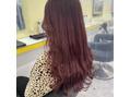 !やっぱり夏は派手髪!ピンクカラー